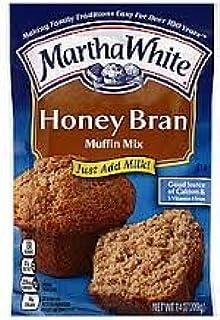 Martha White Muffin Mix Honey Bran 7.4 oz. (2 pack)