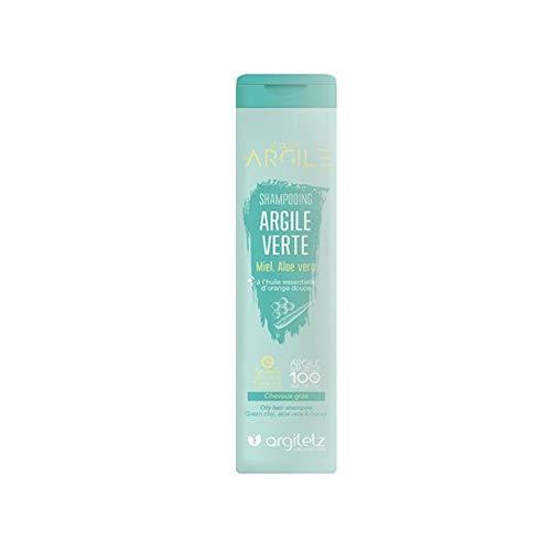Argiletz Coeur d'Argile Shampooing Argile Verte 200 ml