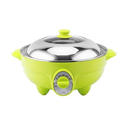 Wangjiang Elektrische hot pot, multifunctionele Koreaanse elektrische verwarming, thermostaat, huishoudelektrisch, hot pot, keuken, barbecueoven, braad, koken, pastapot