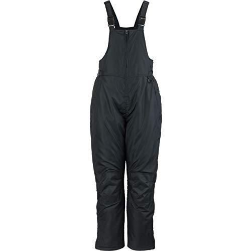 Cherokee - Women's Outerwear Damen Snow Bib Skilatzhose, schwarz, X-Groß
