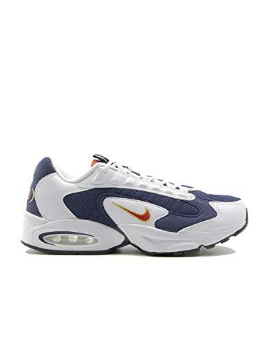 Nike Air MAX Triax USA, Zapatillas para Correr Hombre, Midnight Navy/University Red/White, 40 EU