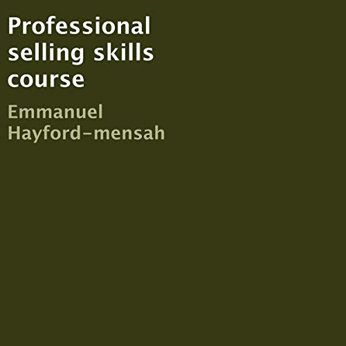 Professional Selling Skills Course cover art