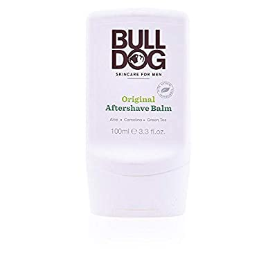 Bulldog Original After Shave Balm, 100 ml, Pack of 2 by THE LITTLE WING TRADING CO LTD