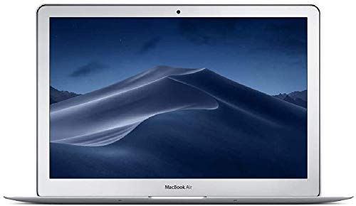Apple MacBook Air (13', 1.8GHz Dual-Core Intel Core i5 Prozessor, 128GB) - Silber (Vorheriges Modell)