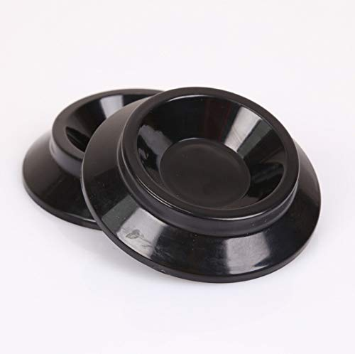 Find Bargain Piano Caster Cups for Upright Piano, Piano Leg Pads, Floor Protectors, Hardwood Floor P...