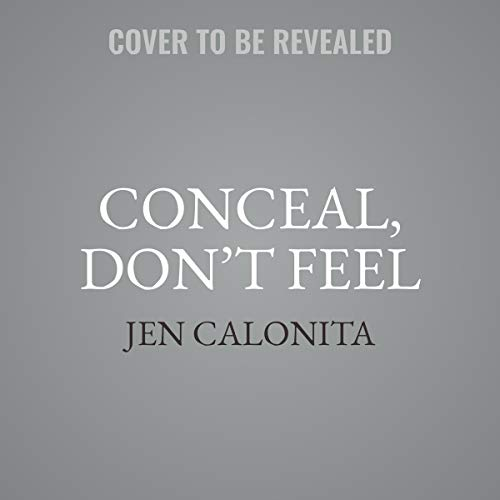 Conceal, Don't Feel cover art
