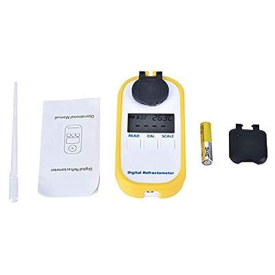 DR701 Digital Coffee Densitometer, Coffee Concentration Refractometer, Sugar Drinks Density Meter, Coffee Brix TDS Meter