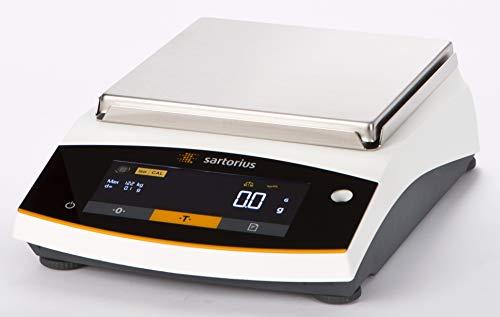 Sartorius Entris® II - Báscula de precisión (8200 g, 0,1 g, ajuste externo)