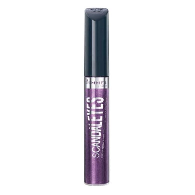 反射匿名顎RIMMEL LONDON Scandaleyes Shadow Paint - Manganese Purple (並行輸入品)
