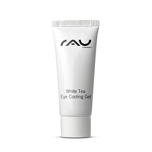 RAU white tea eye cooling gel 5ml- Cuidado antiedad para Ojos
