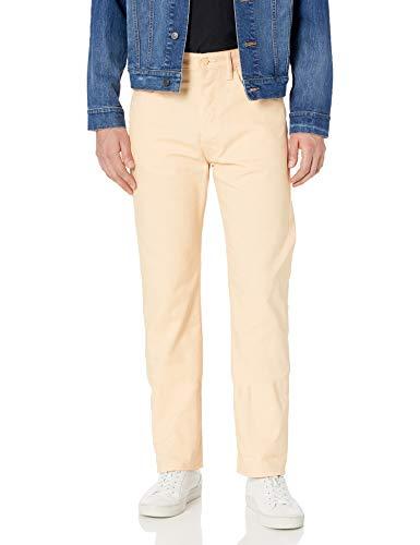 Levi's Men's 501 Original Shrink-to-Fit Jean, Apricot Ice, 32W x 32L