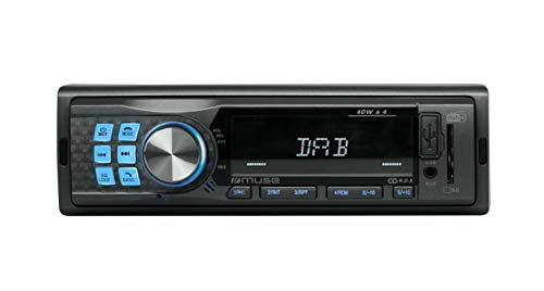 Muse M-199DAB Bluetooth-Autoradio USB,SD,AUX