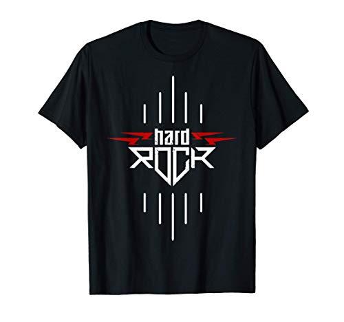 Música Hard Rock Camiseta