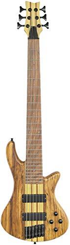 Stretton Payne Custom Shop - Guitarra eléctrica de bajo (6 cuerdas)