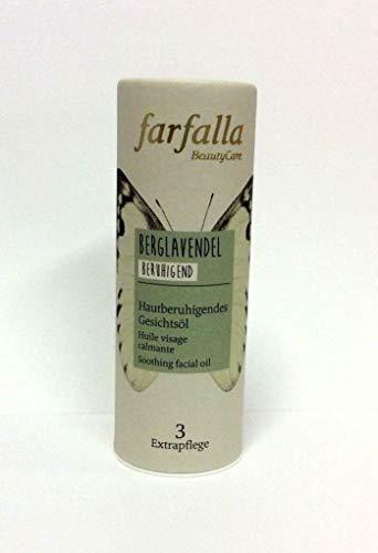 Farfalla Hautberuhigendes Gesichtsöl wilder Berglavendel 20 ml