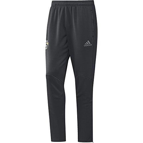 adidas Herren Juventus Turin Präsentationshose, Dark Grey/Solid Grey, L