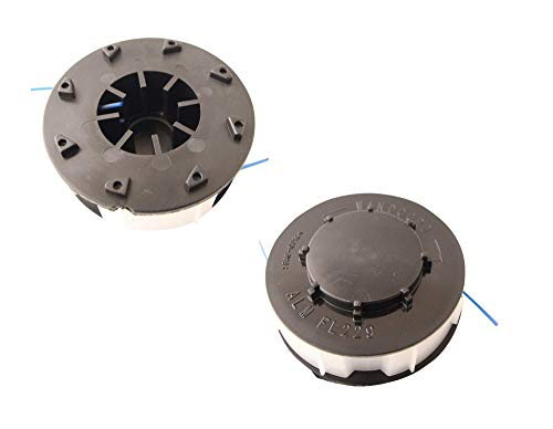 Fadenspule 1,3mm (2er Set) passend OBI Variolux 450 RTV Freischneider