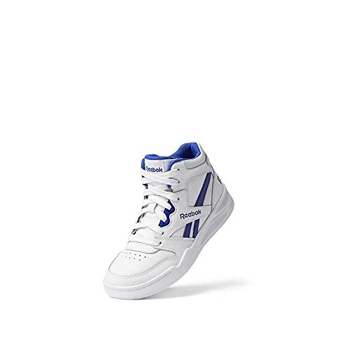 Reebok BB4500 Court, Zapatillas, FTWBLA/FTWBLA/BRGCOB, 27 EU