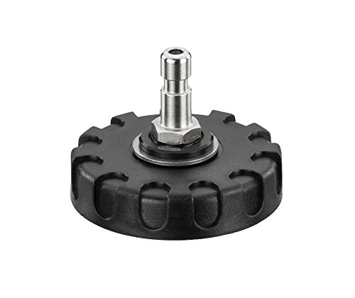 ARES 18002-50.7mm Master Cylinder Adapter - Use with Most Imported and Some Domestic Vehicles - Use with Brake Fluid Bleeders