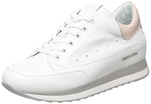 Candice Cooper Damen Houston Sneaker, Weiß (Bianco Vitello), 40 EU