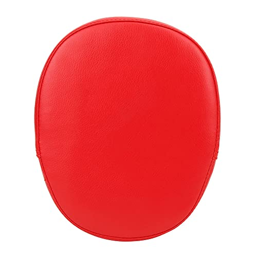 IDWT Sanda Training Target, fácil de Limpiar y Mantener, Boxing Training Target, Taekwondo Kick Pad, Boxing Target Pad, para Equipos de Boxeo Boxing Pad(Rojo)