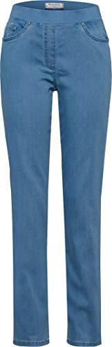 Raphaela by Brax Damen Jeans Pamina Slim Fit Bleached (80) 40