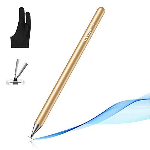 Stylus Penna,JOYROOM Penna Touch Pennino Tablet Penna per iPad Tablet Punta Fine Universale con Artist Guanto per iPad,iPhone,Smartphone,Touchscreen e Tablet...