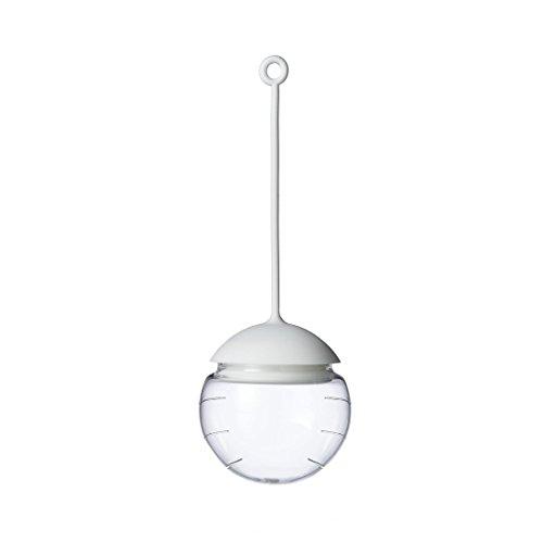 VIVA scandinavia Borosilicate Infusion Tea Globe with Silicon lid