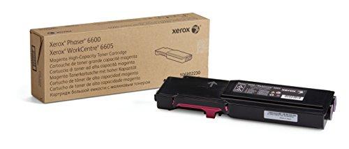 Xerox Phaser 6600/WorkCentre 6605 Cartuccia toner magenta alta capacità (6.000 pagine)
