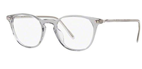 Oliver Peoples Authentische OV 5361U Hanks 1132Arbeiter grau Brille