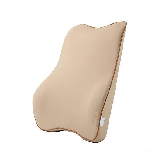 Tollmllom auto Lumbar kussen ademende Lumbar ondersteuning stoel rug auto Lumbar kussen voor bureaustoel auto stoel rolstoel en dek stoel Lumbar ondersteuning Pad