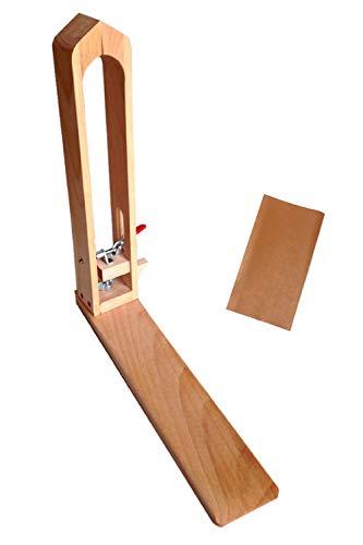 高さ抜群 レーシングポニー ステッチングツリー レザークラフト 道具 革 工具 手縫い Harvestmart