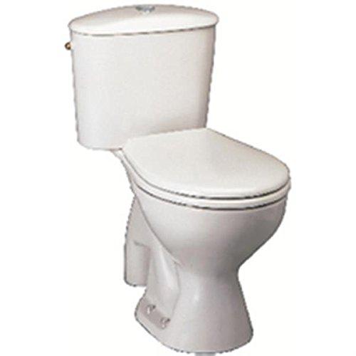 Pack WC sortie verticale Ulysse Blanc P940401
