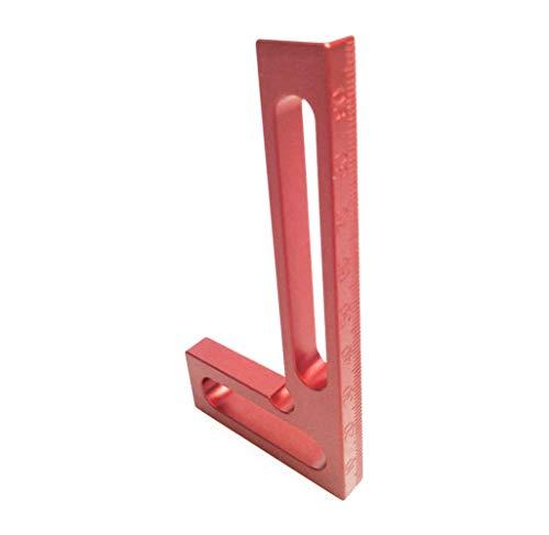 SOYAN コーナークランプ スコヤ 位置決め 直角定規 木工ツール ルーラー L形
