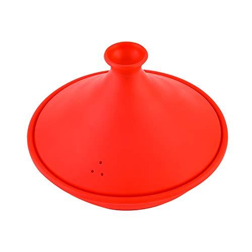 Silicone Tagine Pot Safe Tagine Bakeware Easy Clean Silicone Tagine Kitchen Supply Durable Tagine Utensil