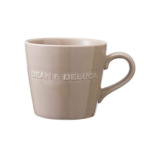 DEAN & DELUCA モーニングマグアーモンドベージュ マグカップ レンジ可 食洗器可 食器 コーヒー ティー 直径9.5×h8.5㎝
