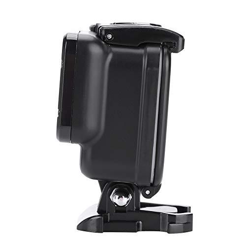 SHYEKYO Estuche Impermeable para cámara de acción ABS Durable con Soporte, para cámara de acción