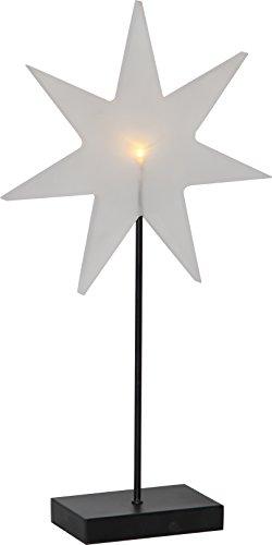 Star 197-10 Lampadaire, Plastique, Noir, 2.5 x 4.5 x 0.8 cm