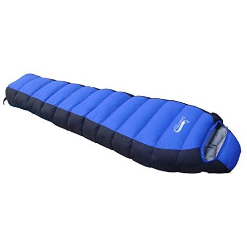 Fepelasi Abajo slaapzak voor buiten, ultralicht, voor de winter, voor volwassenen, voor kamperen, lunch, pauze, warme blokkering