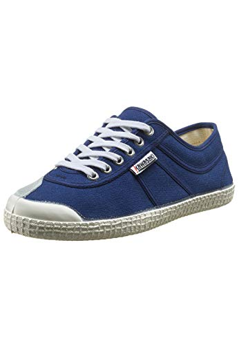 Kawasaki Unisex Legend Canvas Shoe Navy