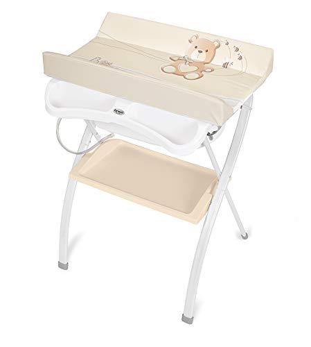 Brevi 567 553 Lindo Bañeras con cambiador My Little Bear