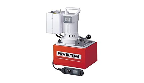 SPX Power Team PE552 Electric Portable Pump for Single Acting Cylinders