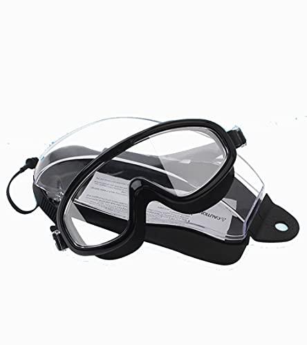 Gafas de natación para niños, antiempañantes, resistentes al agua, antifugas y antiempañantes, para hombre y mujer