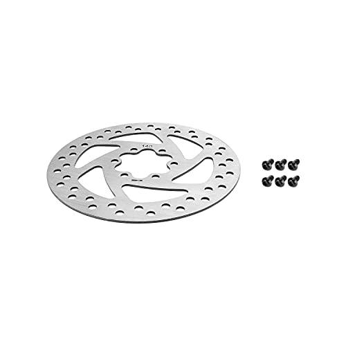Fututech - Disco de freno de acero inoxidable para patinetes eléctricos, bicicletas,...