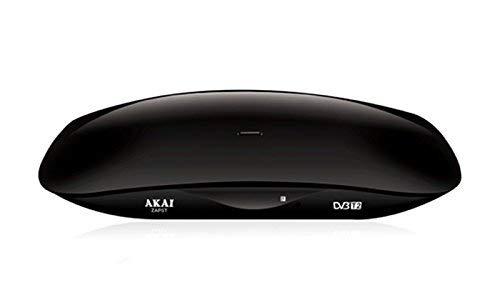 DTT Receiver AKAI ZAP5T Compatible DVB-T2 H.265 HEVC, USB