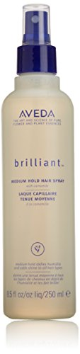 Aveda Brilliant Medium Hold Hair Spray 250ml