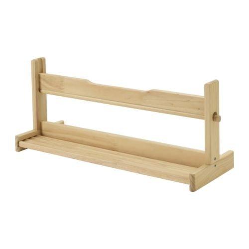 IKEA MALA Aufbewahrung für Malutensilien aus massiver Kiefer