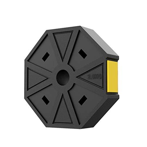 AILI Hantelscheiben Gewichte Auswahl Barbell Standard 1 Zoll Grip Gewichte Platten Hantel Hantel Dual-Purpose Kombination Barbell Stück Hantelscheibe Gewichtsscheibe Fitness (Größe : 1.25kg)