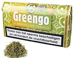 PACK X5 GoGreen GREENGO SUSTITUTIVO TABACO. 100% SIN NICOTINA (5 paquetes de 30gr.)
