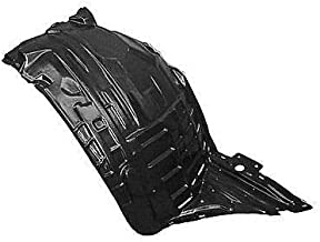 Parts N Go 2006-2009 350Z Fender Liner Passenger Side RH Splash Guard 350-Z - NI1251133, 63844CF40A